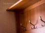Шкаф-вешалка из массива